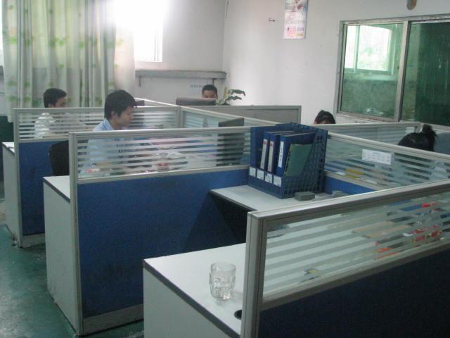 品保办公区