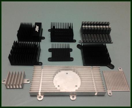 VGA radiator