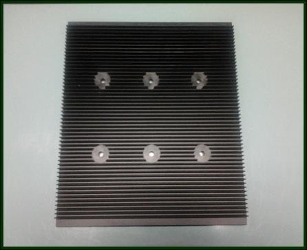 Communication radiator