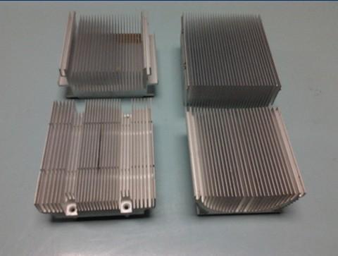 Cpu type radiator
